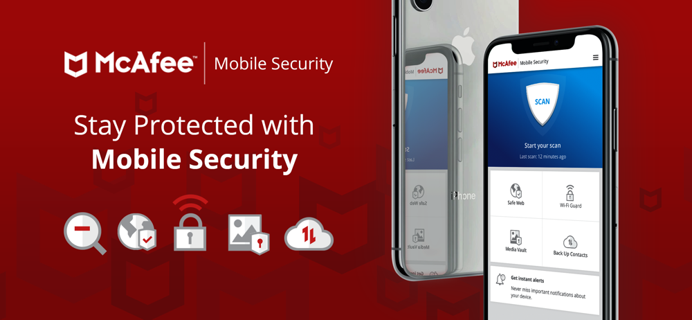 Antivirus McAfee Mobile Security